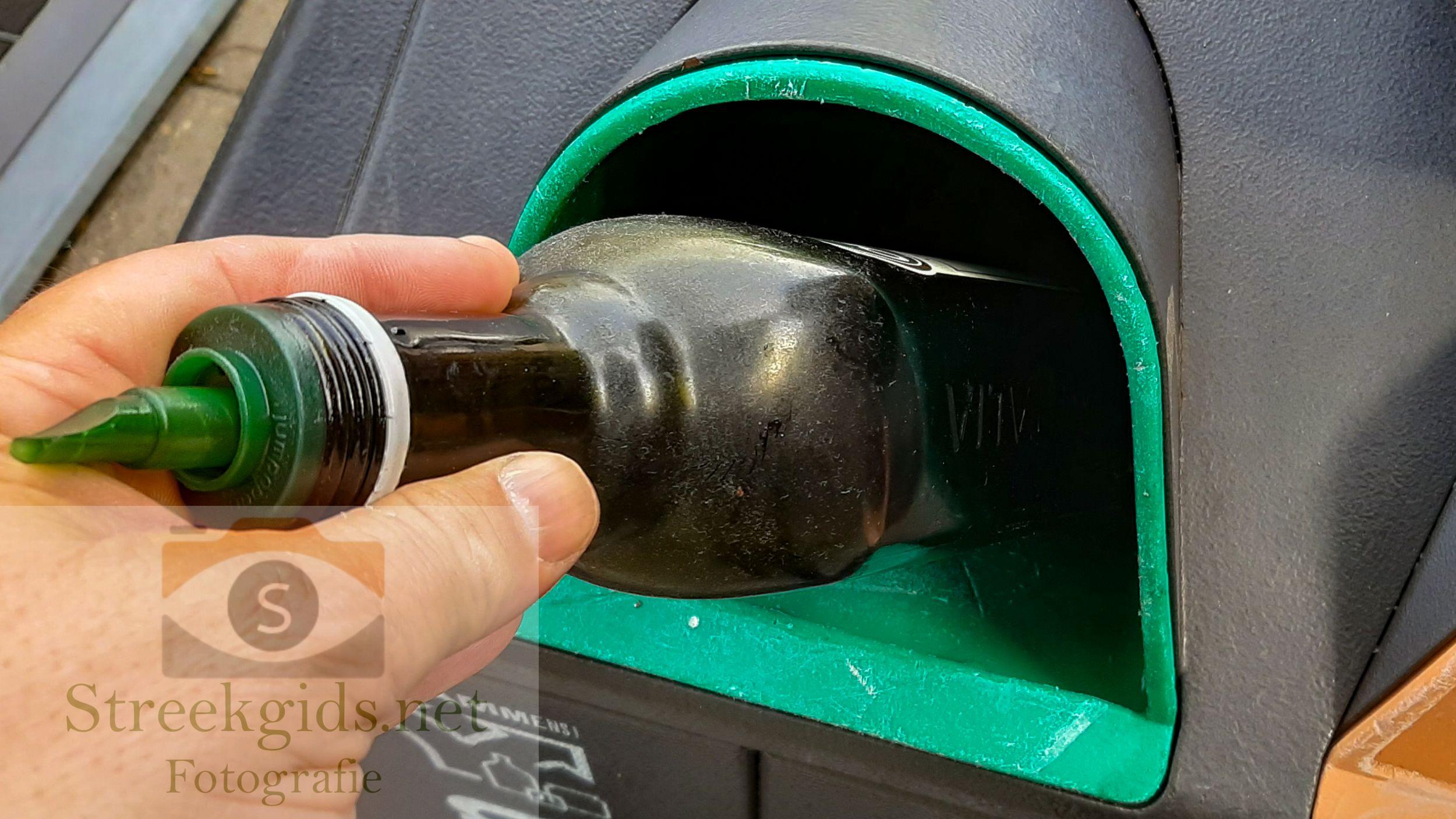 Recycling | Flessen