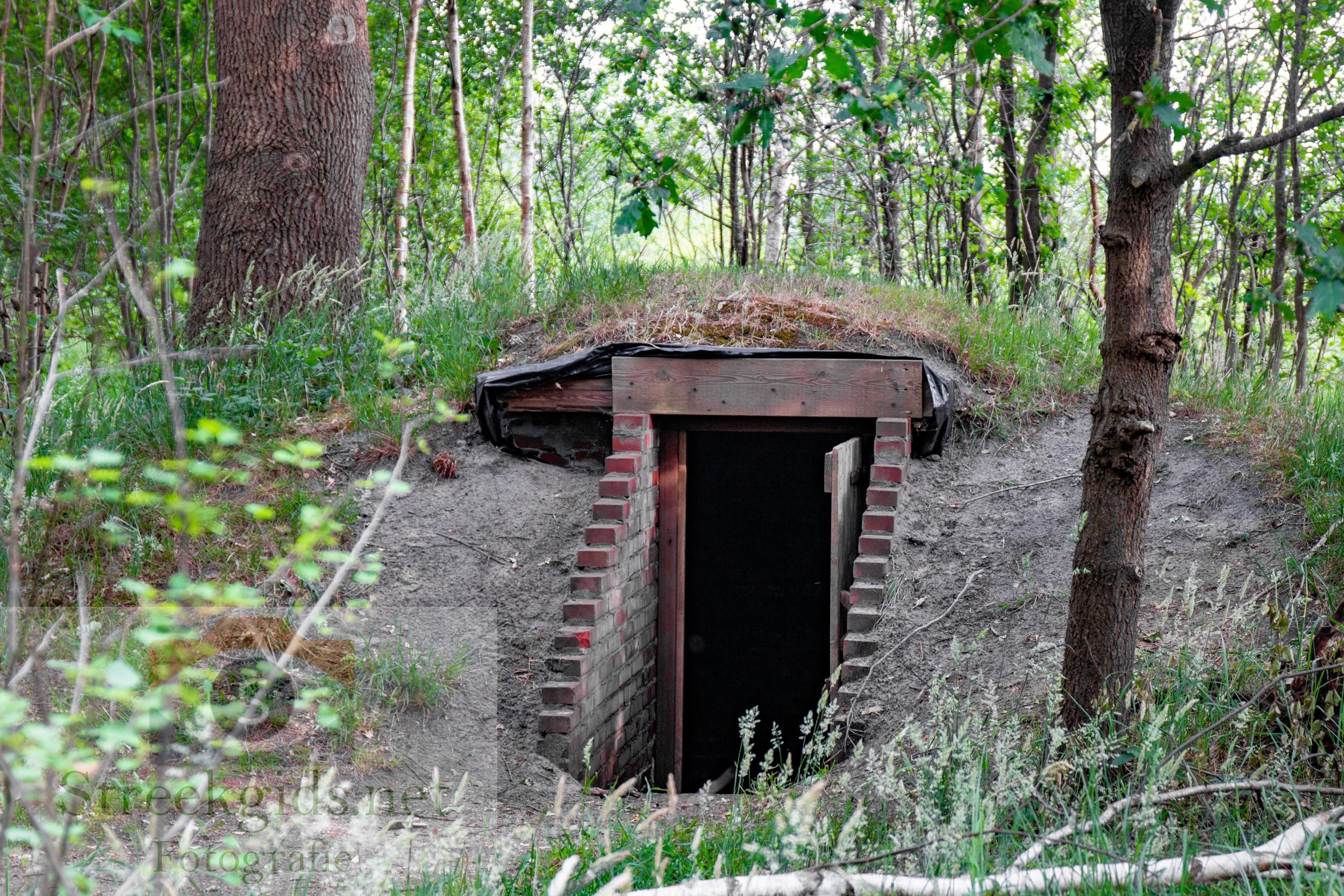 Bunker 2de wereldoorlog
