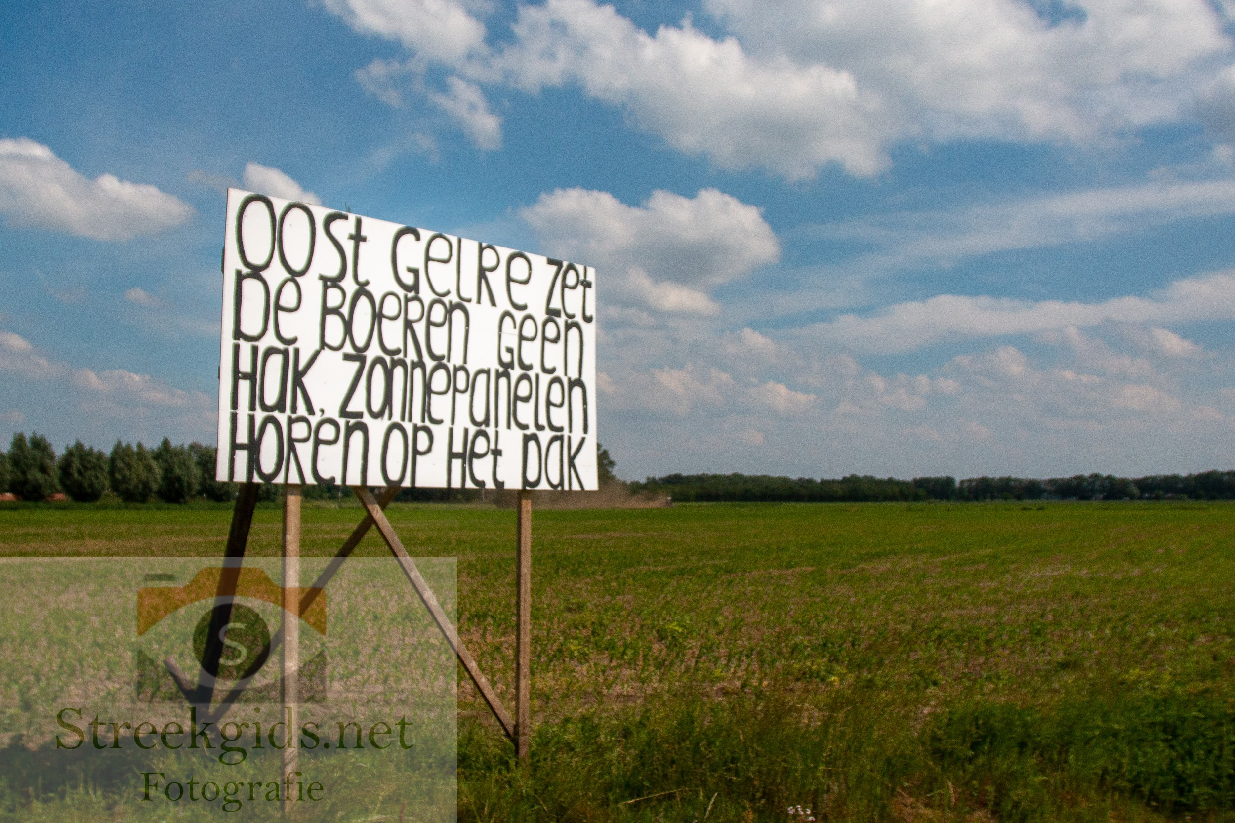 Protestbord