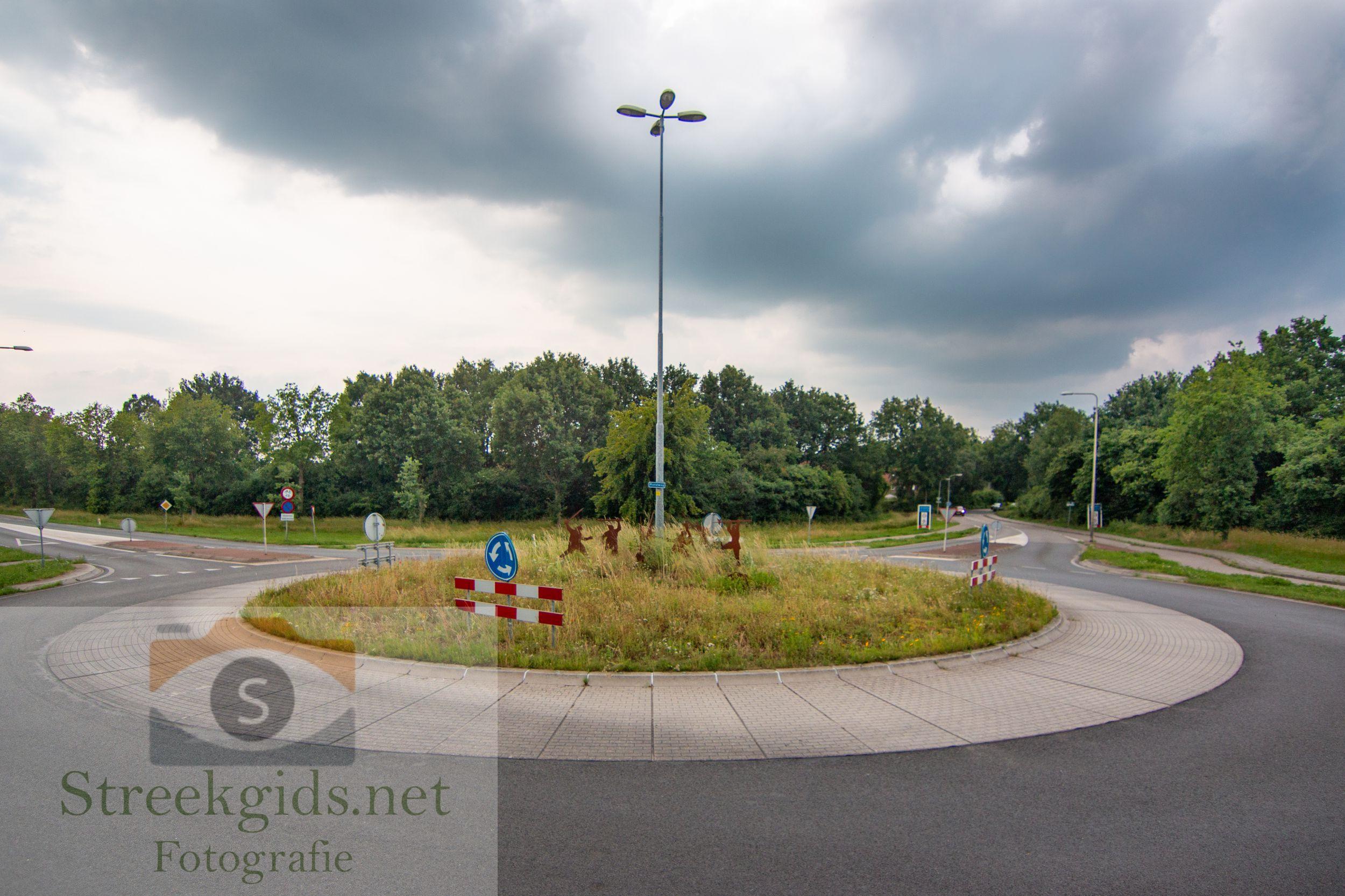 Rotonde Rondweg / Marskramer